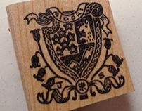 Coat-of-Arms Stamp (Personal Project)