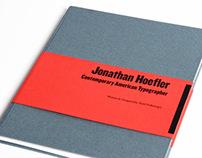 Jonathan Hoefler Research Book