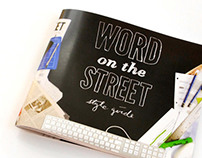 Word On The Street Newspaper & Style Guide