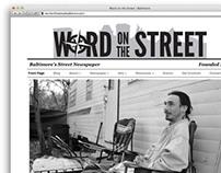 Word On The Street Website