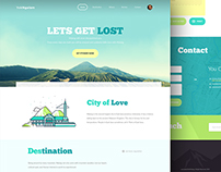 Freebie - Travel Site YukNgalam