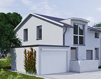 CGI Visualisation for one of our clients.