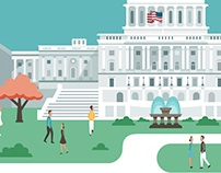 U.S. Capitol Illustration