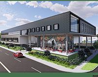 UB-007 Tampa Bay Innovation Center