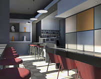 11Hope Bar/Lounge Concept