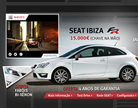 Seat Portugal -Digital Ads & Banners