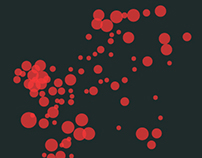 The Wikipedia Map of Lebanon