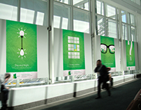 EcoCity Poster Series