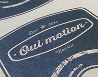 Oui motion branding