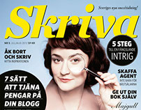 COVERS // SKRIVA MAGASIN