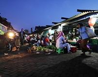 GAMPING Traditional Market (Yogyakarta - Indonesia)