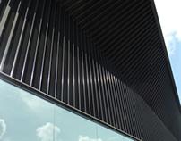 Edifício de comércio na EN14, Vila Nova de Famalicão