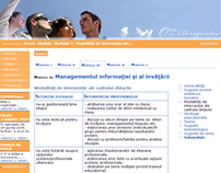2008 Counselling class educational portal