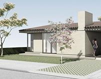 Casa eco - habitação modular e económica, Angola