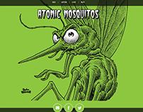 Atomic Mosquitos Website
