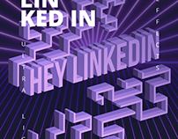 You have been Linked in Poster