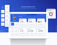 Dashboard Panel, Admin dashboard , UX / UI Designer