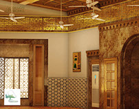 Orchard Homes Mosque Interior