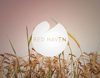Red Haven Identity