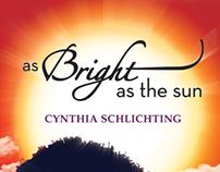 As Bright as the Sun-Book Cover Design