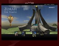 2007 Zorah website