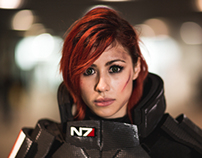 MCM Expo 2012: Mass Effect