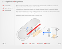 2006 Electromagnetic force educational software