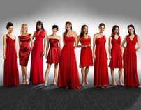 DIET COKE - Red Dress Campaign