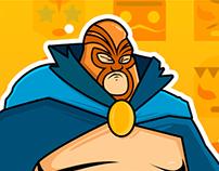 Luchadores - Game app