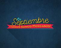 Todos Somos Mexicanos!!