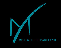 LOGO DESGIN - MYPILATES OF PARKLAND