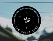 The Color Shop Logo