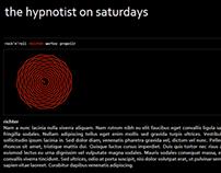 2010 The hypnotist album experiment