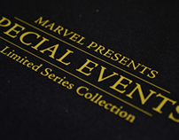 Marvel Special Events Limited Series Collection
