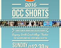 OCC SHORTS POSTER 2016