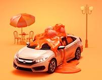 Honda - Summerbration