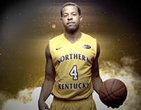 Northern Kentucky Basketball Introductions