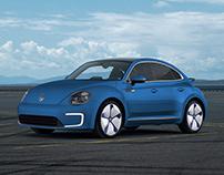 Volkswagen Beetle EV 4 Door 2020