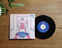 "Communion Singles Club - 7"" Design"