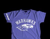 #BeWarhawk T-shirts