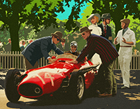 Garry Walton - Goodwood Revival