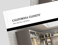 PRINT: California Closets Look Book