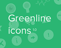 Greenline icons