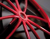 SPIDER – Magnesium Wheel