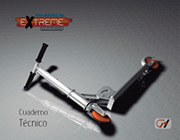 Manual Técnico: Finger scooter