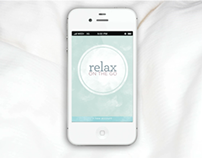 Relax on the Go App