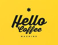 Aimbulance Hello Coffee Machine