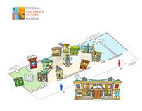 DiMenna Children's History Museum Floor Map