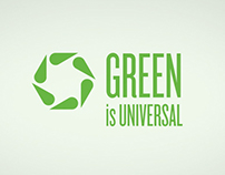 NBC Green Is Universal On Air Packaging