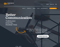 Sideways 8 - Homepage